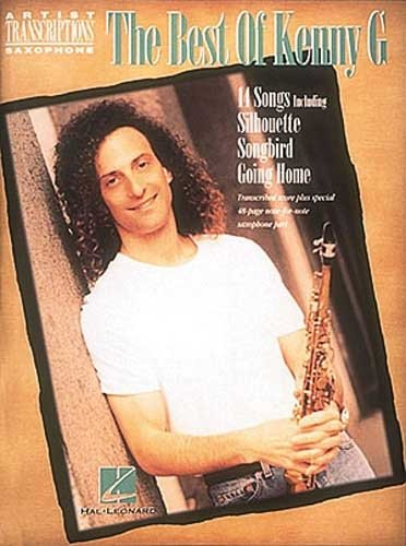 THE BEST OF KENNY G (SAXOFONE)