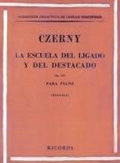 CZERNY - LA ESCUELA DEL LIGADO Y DEL DESTACADO OPUS 335