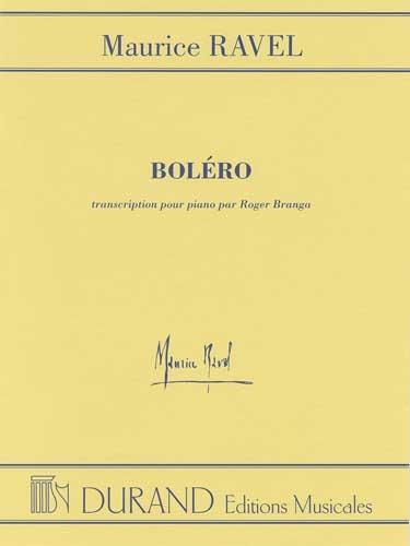BOLERO - RAVEL (Piano)