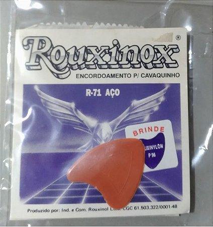 ENCORDOAMENTO PARA CAVAQUINHO – ROUXINOX R-71 AÇO