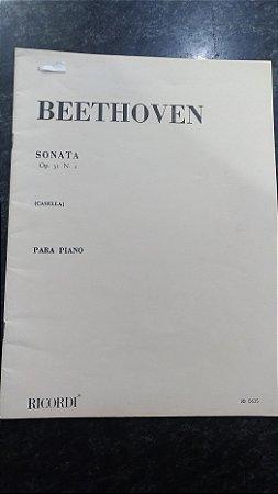 BEETHOVEN - SONATA OPUS 31 n° 2
