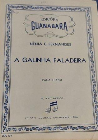 A GALINHA FALADEIRA - partitura para piano - Nênia C. Fernandes