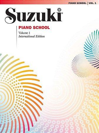 SUZUKI PIANO SCHOOL - Vol. 1 - International Edition