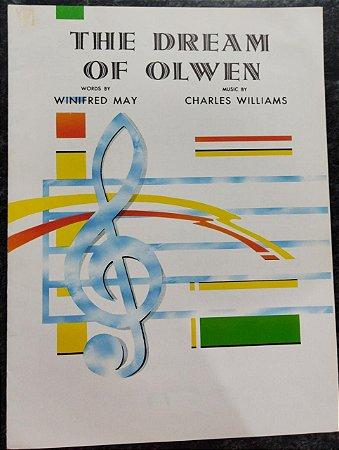 THE DREAM OF OLWEN -partitura de piano, canto e cifras para violão - Winifred May e Charles Williams