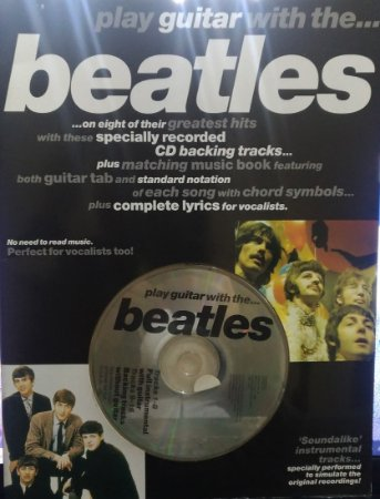 PLAY GUITAR WITH THE... BEATLES