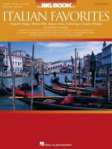 BIG BOOK OF ITALIAN FAVORITES