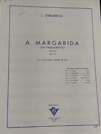 A MARGARIDA - La Paquerette Opus 99 n° 2 - Streabbog