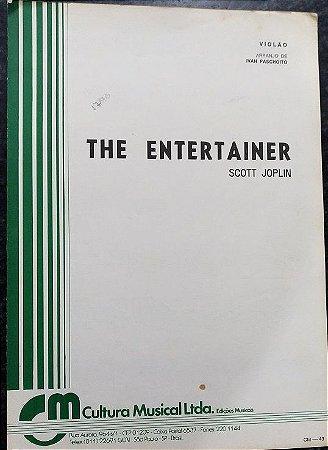 PARTITURA PARA VIOLÃO: THE ENTERTAINER - Scott Joplin