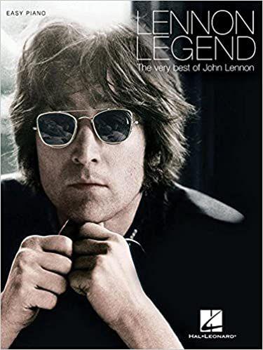 LENNON LEGEND - The very best of John Lennon - easy play