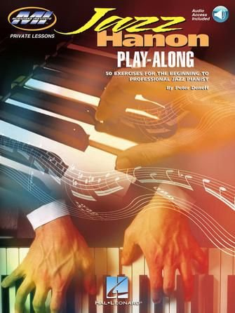 JAZZ HANON PLAY ALONG - Peter Deneff - com áudio access included