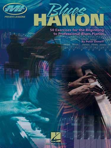 BLUES HANON - Peter Deneff