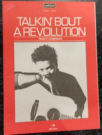 TALKIN´BOUT A REVOLUTION - partitura para piano, canto e cifras para violão - Tracy Chapman