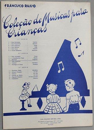 A BAIANINHA - partitura para piano - Francisco Russo