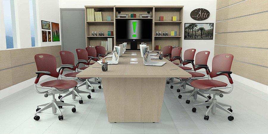 Mesa Reunião Wood