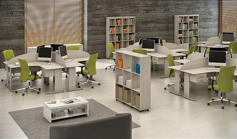 Mesa e Estação de trabalho - Uno