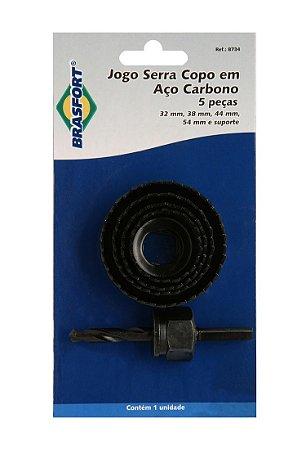Serra Brasfort Copo 32 A 54 mm 5 peças