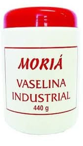 Vaselina Moriá Sólida 440grs.