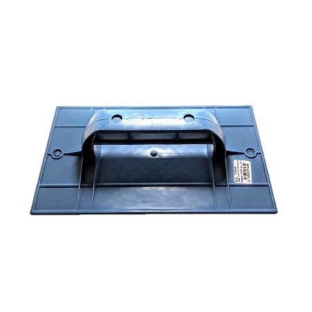 Desempenadeira Injerest Plástica 22cm x 34cm Azul Lisa