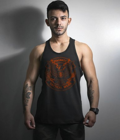 Camiseta Regata Militar Magnata Tactical Wear