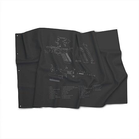 Bandeira Magnata Glock Parts