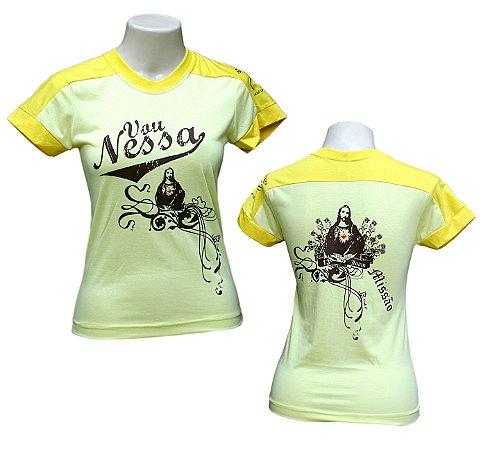 Camiseta Vou Nessa