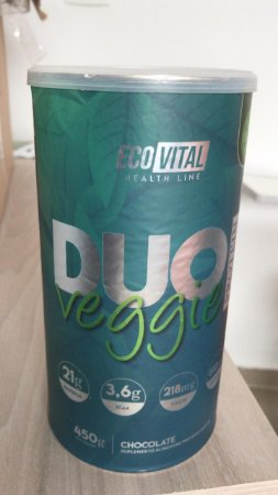 Duo Veggie Chocolate
