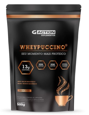 Wheypuccino