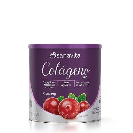 Colágeno Skin sabor Cranberry