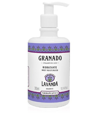 Hidratante Lavanda 300ml