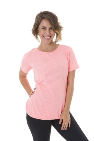Blusa Be Happy Pink Sunset