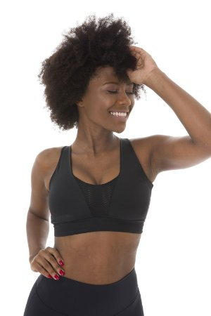 Top Hatha Yoga Black
