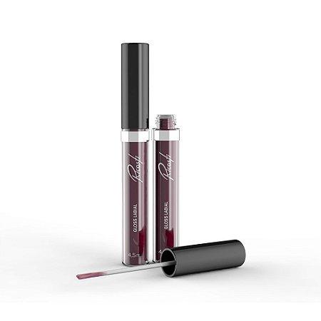 Gloss Labial Vinho Tinto