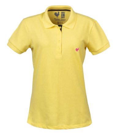 Polo Feminina Made in Mato Amarelo