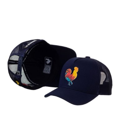 Bone Made in Mato Trucker Rooster Color II