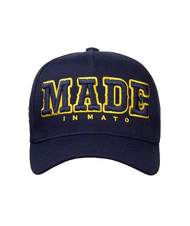 Boné Made in Mato Country Marinho
