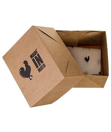 Kit Embalagem de  Presente Made In Mato