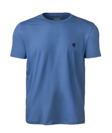 Camiseta Masculina Made in Mato Lisa Indigo