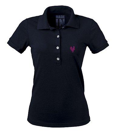 Camisa Polo Feminina Made in Mato Marinho