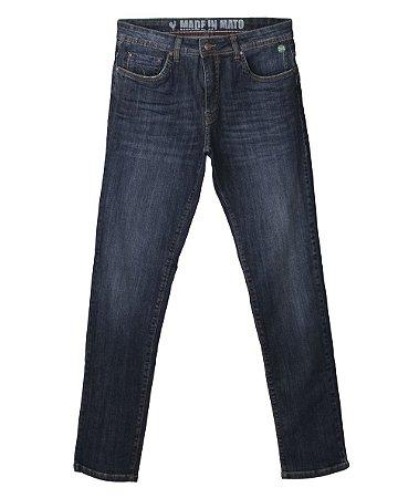 Calça Jeans Masculina Made in Mato Preston