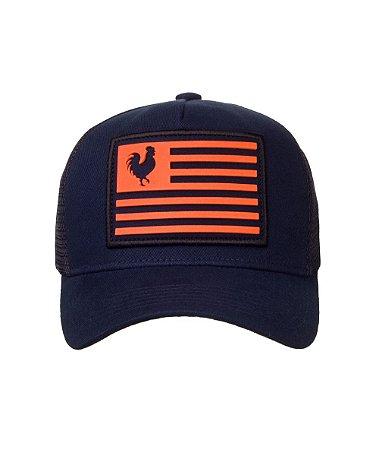 Boné Made in Mato Flag Orange