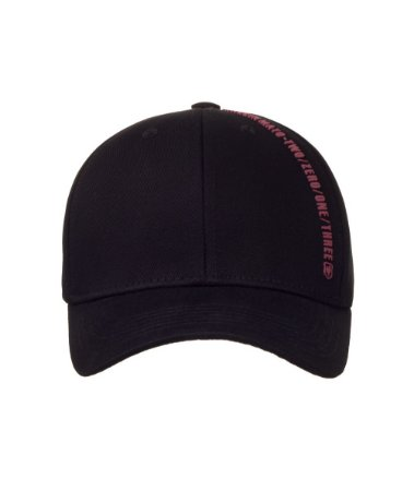 Boné Made in Mato Sport Infinity Black e Pink