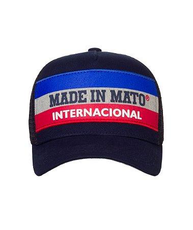 Boné Made in Mato Active - Coleção Striped