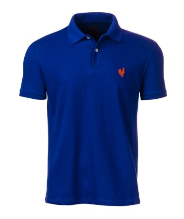 Camisa Polo Made in Mato Masculina Royal