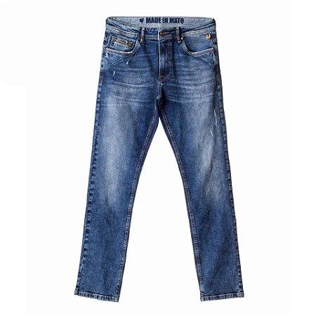 Calça Jeans Masculina Made in Mato Style