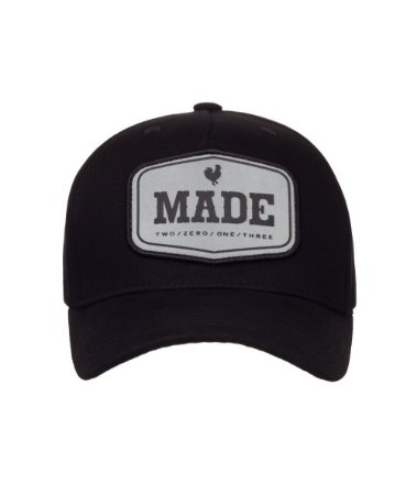 Boné Made in Mato Snapback Reflete no Escuro