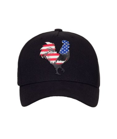 Boné Made in Mato Snapback American Rooster