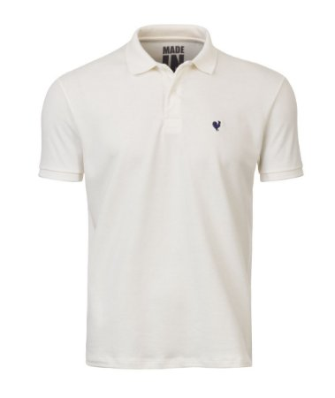 Polo Made in Mato Masculina Off White