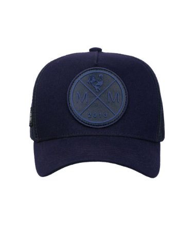 Boné Made in Mato Trucker Icon Blue