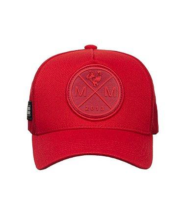 Boné Made in Mato Trucker Icon Red