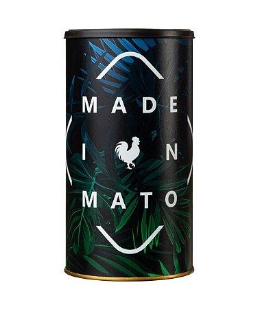 Lata Personalizada Made in Mato Folhagens